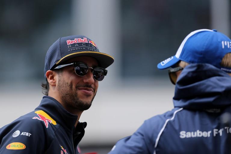 """Ricciardo: """"In Spagna potremo avvicinarci al podio"""""""