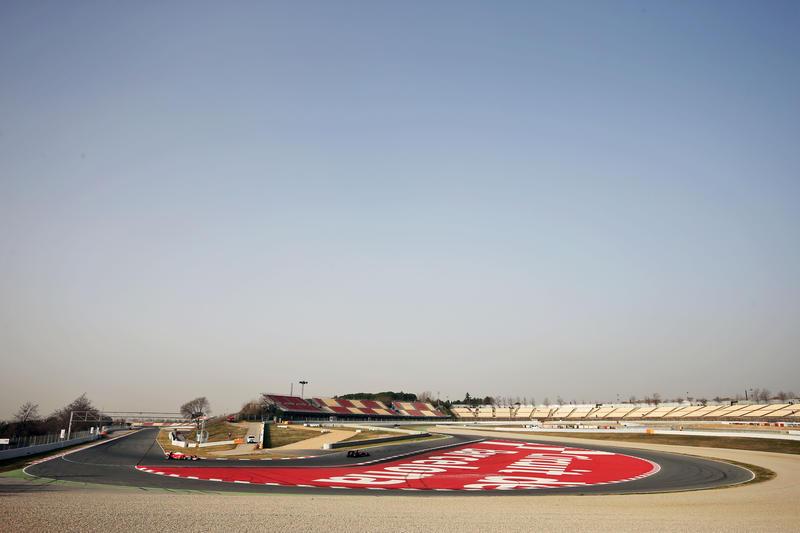La programmazione Sky Sport F1 HD per il Gran Premio di Spagna