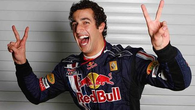 Ricciardo rinnova con Red Bull per due anni