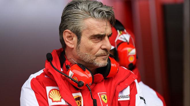 """Arrivabene: """"Allison non lascerà la Ferrari"""""""