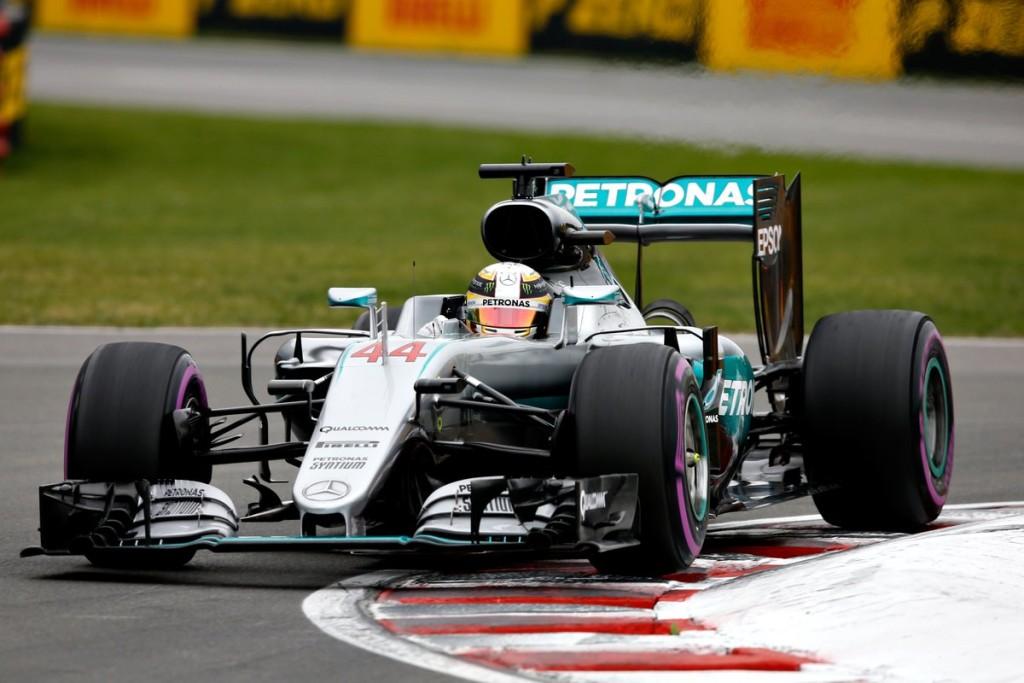 F1 GP Canada: Hamilton in pole davanti a Rosberg e Vettel