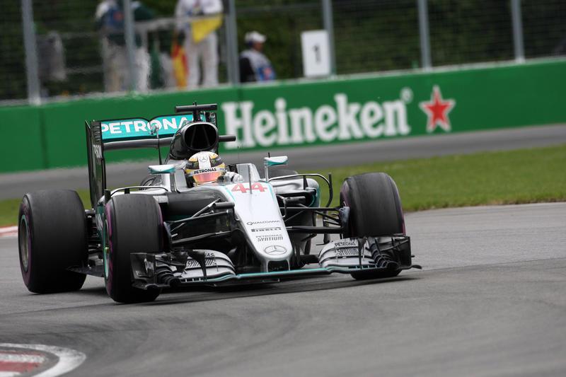 F1 GP Canada: Hamilton vince, Vettel secondo e brillante
