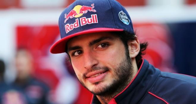 Sainz: Red Bull pronta a confermarlo in Toro Rosso