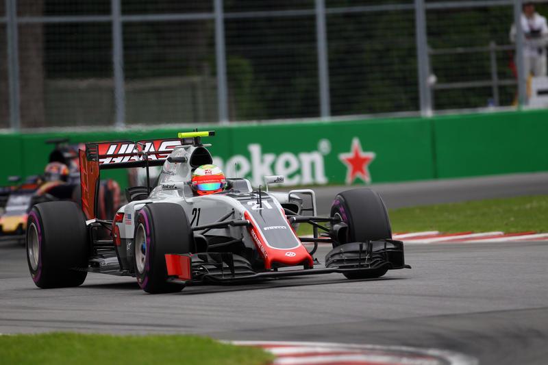 """Haas, Gutierrez: """"Baku mi piace, è una pista impegnativa"""""""