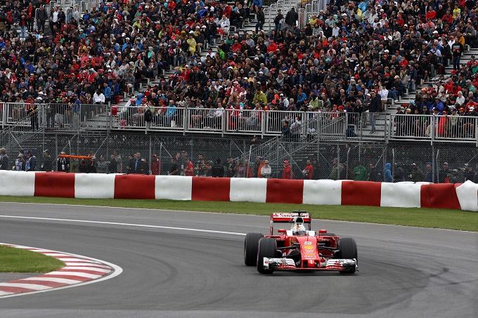 """Ferrari, Vettel: """"Domani cercherò di divertirmi"""""""