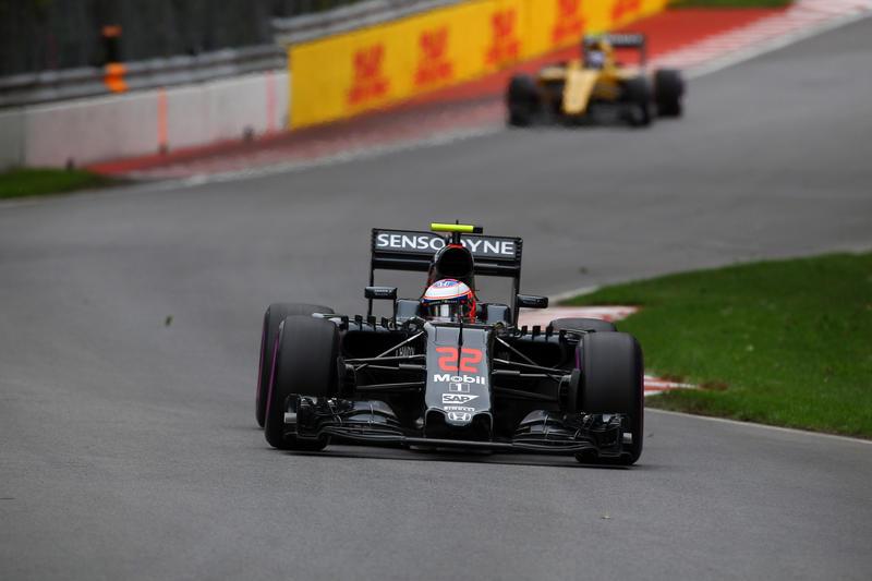 """McLaren, Button su Baku: """"Speriamo che la monoposto si adatti velocemente al circuito"""""""