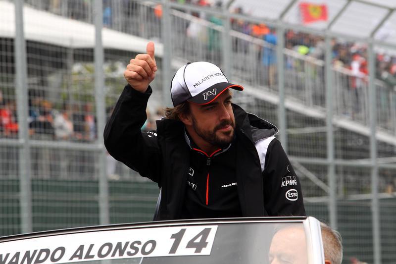 """McLaren, Alonso: """"Baku è un tracciato ibrido che regalerà emozioni al pubblico"""""""