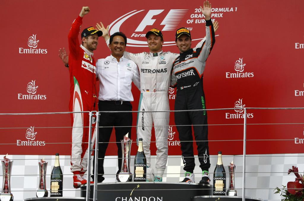 La Pagelle del Gran Premio d'Europa