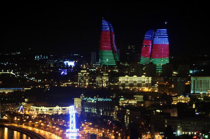 GP Baku: Gara notturna dal 2017