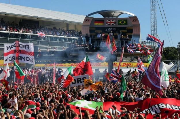 Monza vicino alla riconferma in F1