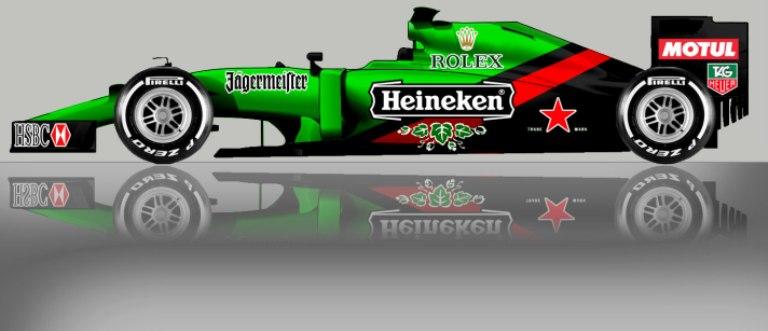 La Heineken potrebbe unirsi alla Red Bull