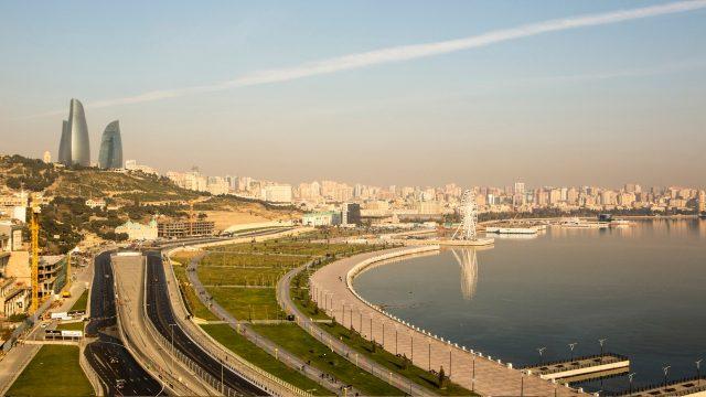 Baku potrebbe rimanere in F1 per 10 anni