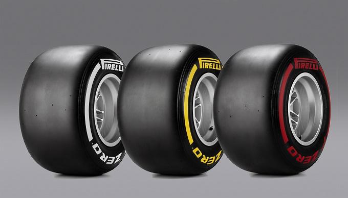 La scelta Pirelli per Belgio e Giappone