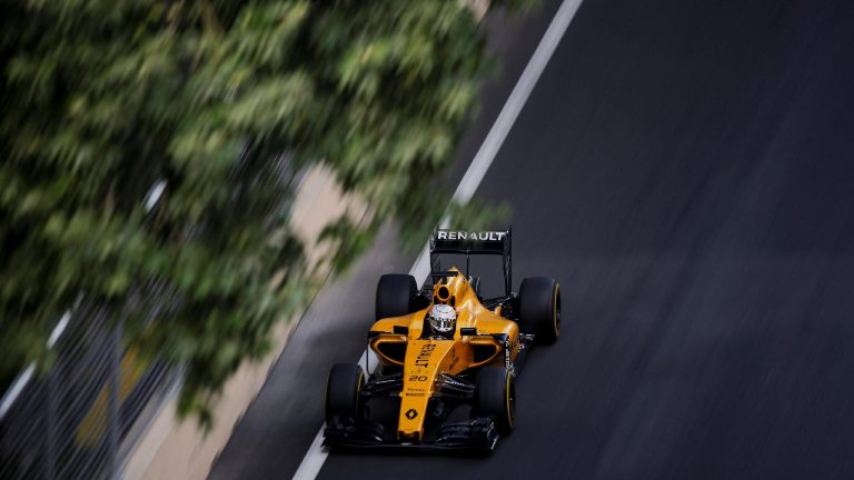 "Magnussen: ""Considerato lo start dalla pit lane gara ok"""