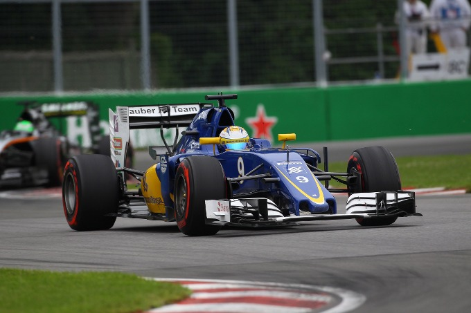 Sauber, qualifiche difficili per Ericsson e Nasr a Montreal