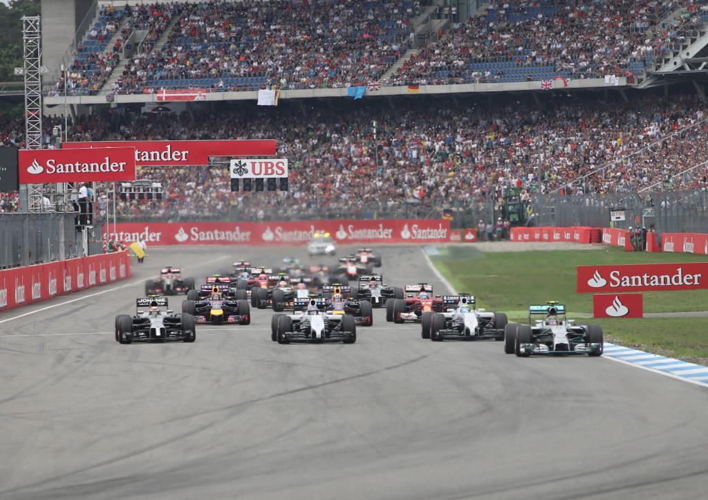 Gran Premio di Germania 2016: Anteprima e Orari del Weekend
