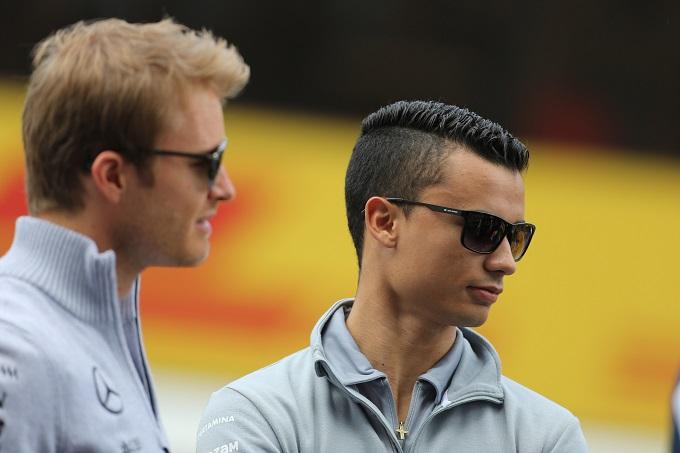 "Wehrlein: ""Rosberg? Sapevo che avrebbe rinnovato"""