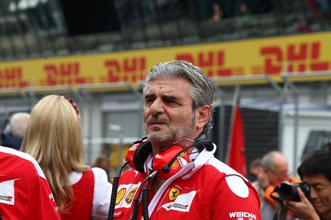 """Ferrari, Arrivabene: """"Ungheria gara chiave"""""""