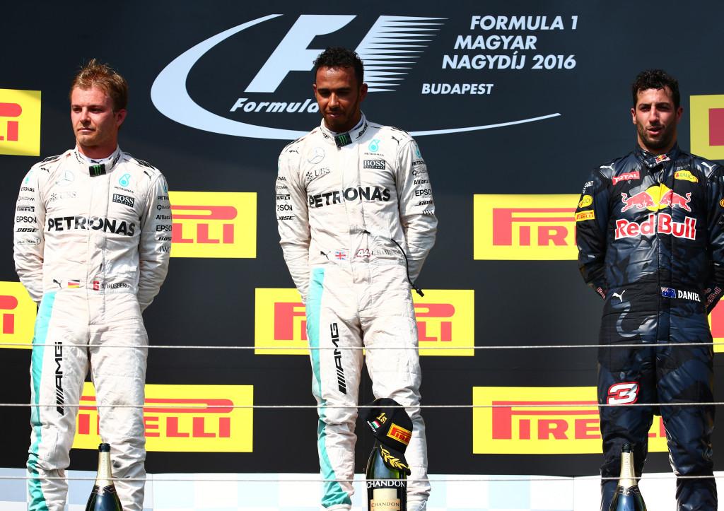 Le Pagelle del Gran Premio di Ungheria
