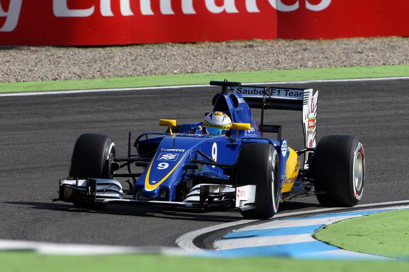 Sauber con un nuovo alettone posteriore, Ericsson soddisfatto
