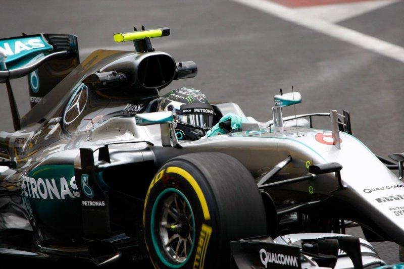 F1 GP Austria, Prove Libere 1: Rosberg davanti e già da record