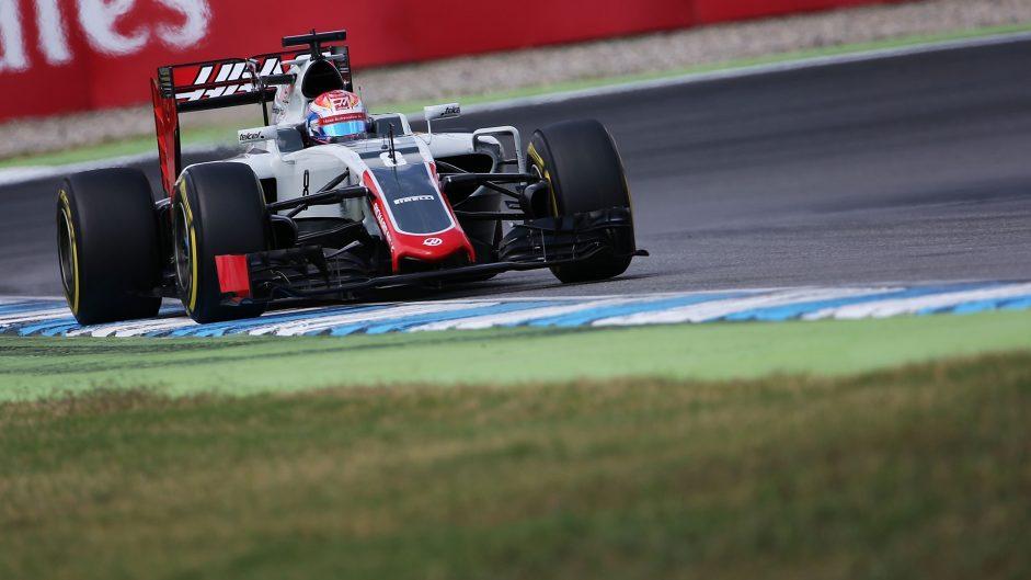 Haas, Grosjean costretto a sostituire il cambio