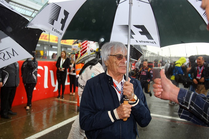 """Ecclestone: """"La Mercedes doveva dare i motori alla Red Bull"""""""