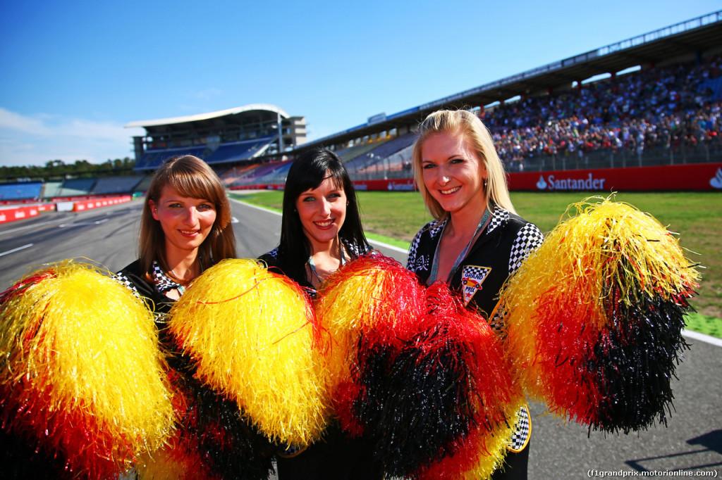Gran Premio di Germania, Anteprima FLASH: Meteo e Orari Aggiornati
