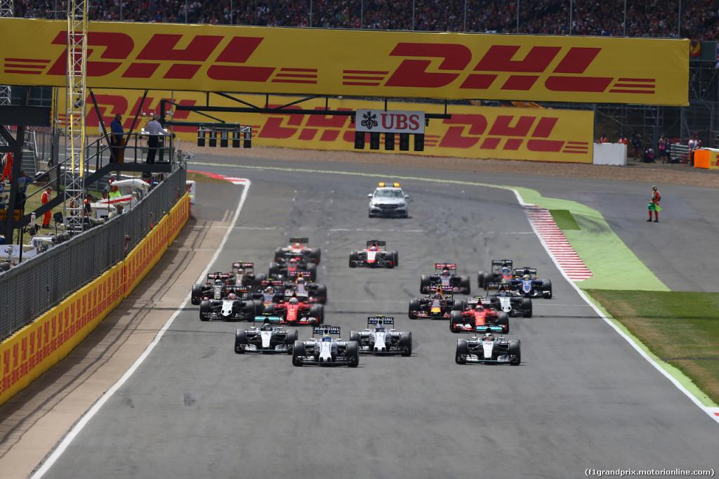 Gran Premio di Gran Bretagna 2016: Anteprima e Orari del Weekend