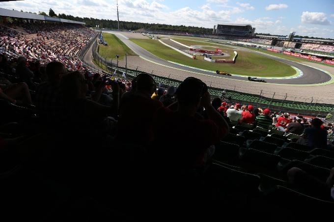 F1 GP Germania: la griglia di partenza