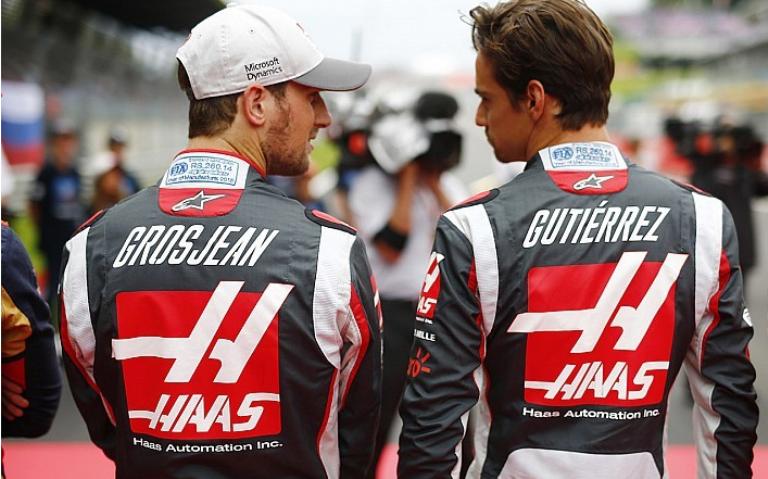 La Haas con una nuova formazione nel 2017?