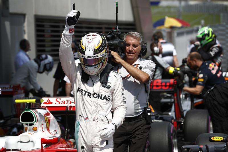 F1 GP Austria, Qualifiche: Pole a Hamilton. Al suo fianco partirà Hulkenberg
