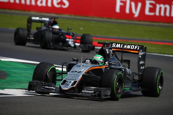 """GP di Gran Bretagna, Nico Hulkenberg: """"Un buon risultato per il team. Ma mi sento leggermente frustrato per quel che riguarda la mia gara"""""""