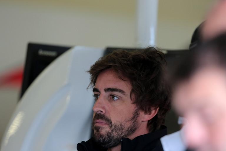 """Alonso: """"In Ungheria la top 10 è possibile"""""""