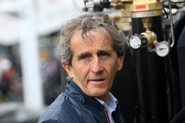 "Prost: ""Troppi i giri sotto safety car a Silverstone"""
