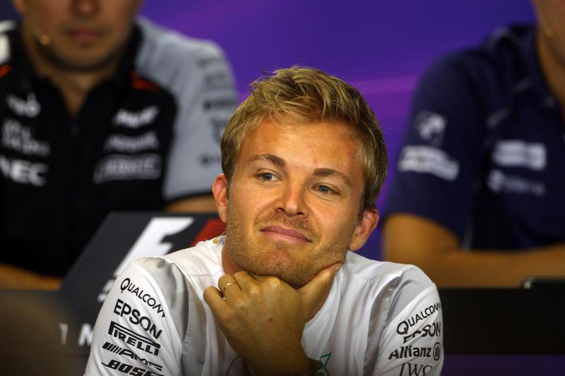 """Nico Rosberg: """"Giornata cominciata al meglio con il rinnovo del contratto"""""""