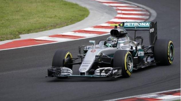 F1 GP Ungheria, Prove Libere 2: Rosberg il più veloce, Hamilton fuori