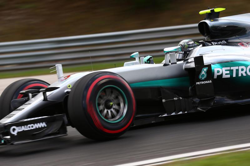 F1 GP Ungheria, Prove Libere 3: Rosberg, di nuovo al comando