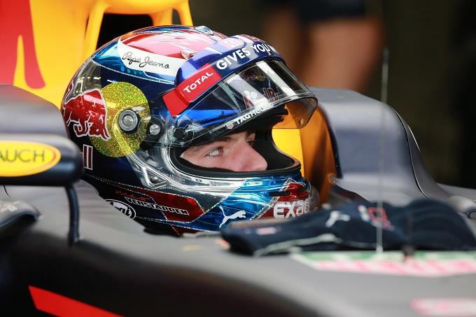 """Verstappen: """"Terza piazza il massimo possibile"""""""