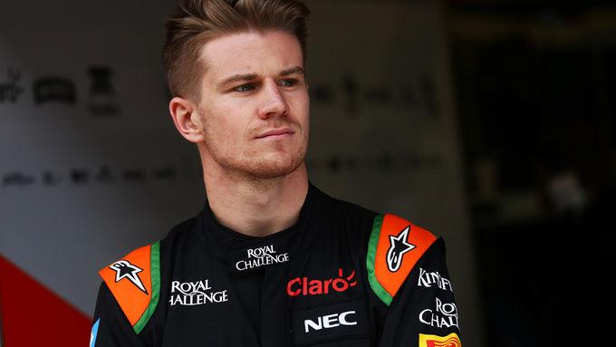 """Hulkenberg: """"Lotteremo con McLaren e Williams fino alla fine"""""""