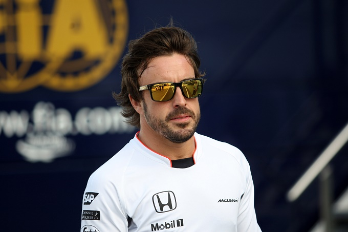 """Alonso: """"Valentino Rossi è il pilota da cui traggo ispirazione"""""""