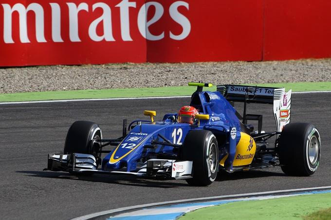 Felipe Nasr si sarebbe offerto alla Renault per la prossima stagione