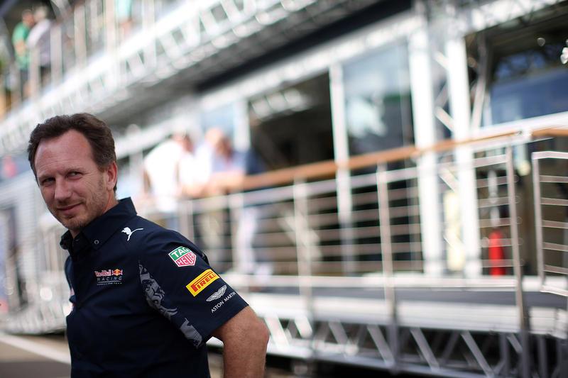 """Red Bull, Horner: """"Il sorpasso sulla Ferrari ci fa ben sperare"""""""