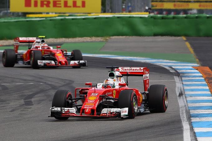GP Germania, la gaffe di Vettel ad Hockenheim
