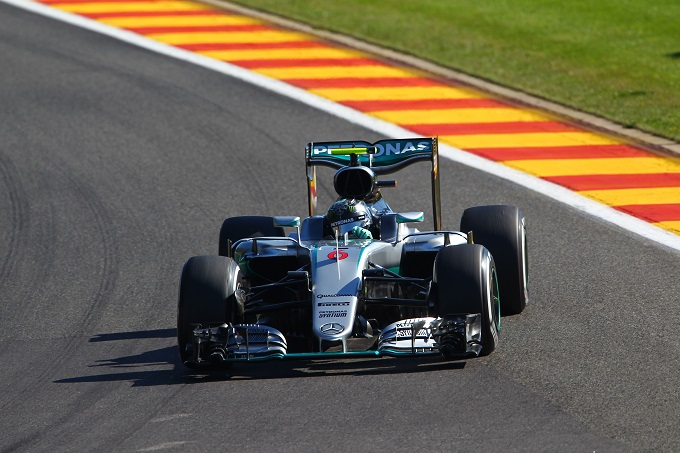 "Mercedes, Rosberg: ""La gestione gomme sarà importante in vista della gara"""
