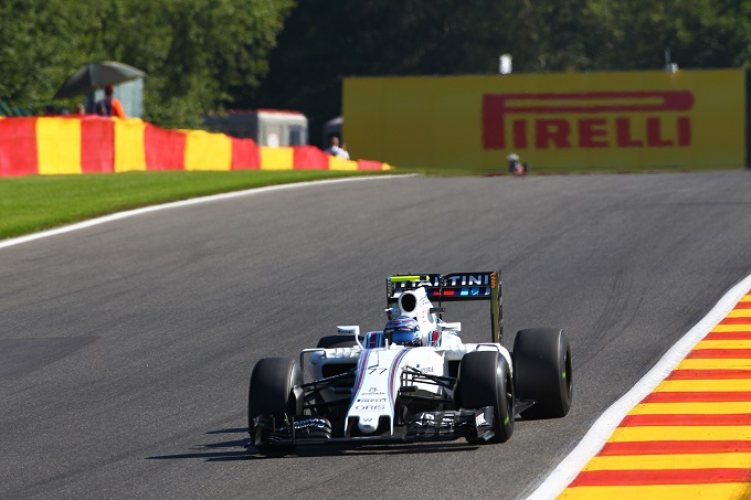 """Williams, Bottas: """"Lavoro odierno rallentato dalla sostituzione della centralina"""""""