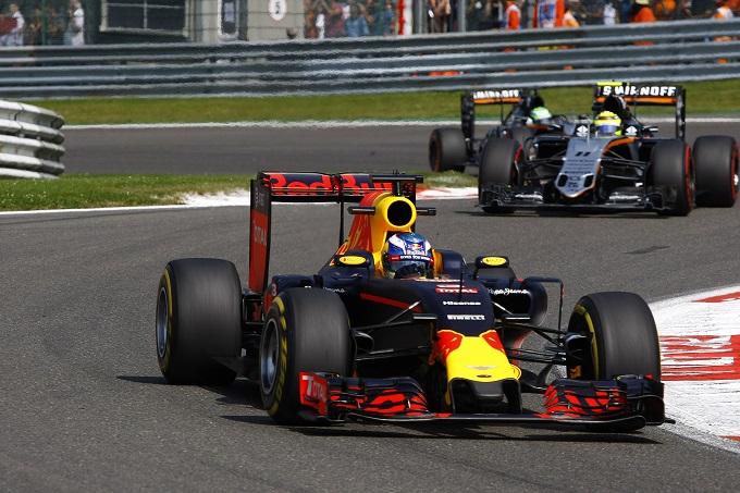 """Red Bull, Ricciardo: """"Monza è una pista impegnativa"""""""
