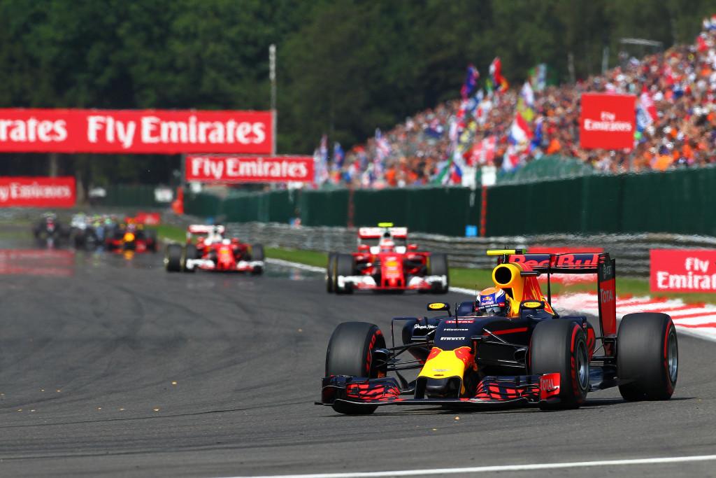 GP Belgio – Verstappen licenza di impazzire, Vettel può e deve dare di più…