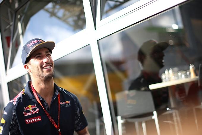 """Red Bull, Ricciardo: """"È sempre bello tornare a Spa"""""""