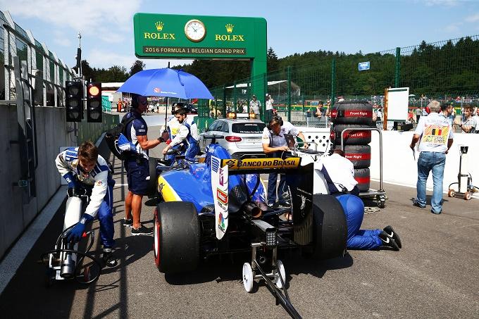Gp del Belgio, Sauber: fuori dai punti tra i problemi e sfortuna